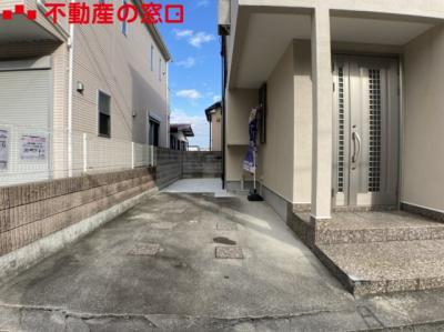【駐車場】神戸市垂水区千鳥が丘1丁目 中古戸建