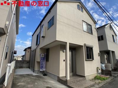 【居間・リビング】神戸市垂水区千鳥が丘1丁目 中古戸建