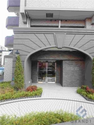 【エントランス】エスリード京橋ステーションプラザ
