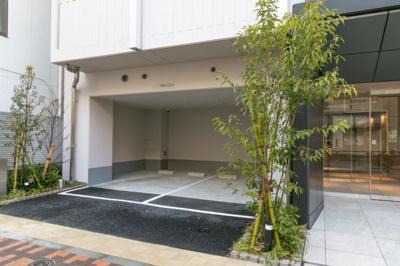 【駐車場】プラウドフラット上野松が谷