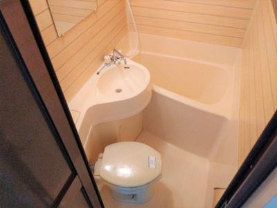 【浴室】シャトーかもめ