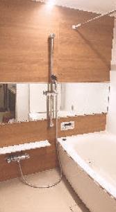 【浴室】グレーシィ茨木