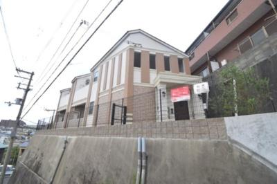 【外観】サニーフラット神戸北