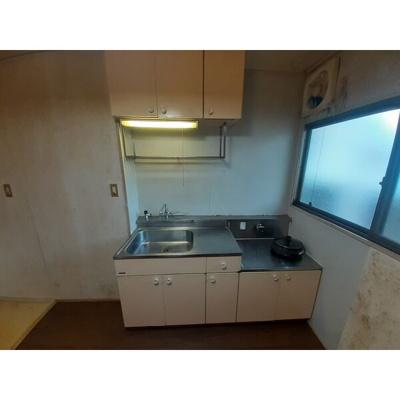 【キッチン】ファミール丹陽A棟