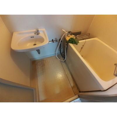 【浴室】ファミール丹陽A棟