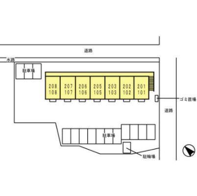 【区画図】サニスペ