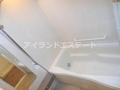 【浴室】レグノ・スイート三軒茶屋 ファミリー向け賃貸 分譲賃貸 追炊