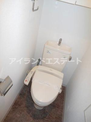 【トイレ】レグノ・スイート三軒茶屋 ファミリー向け賃貸 分譲賃貸 追炊