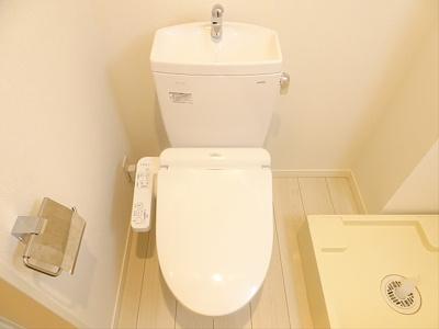 【トイレ】プロスペリティ・カーサ下北沢