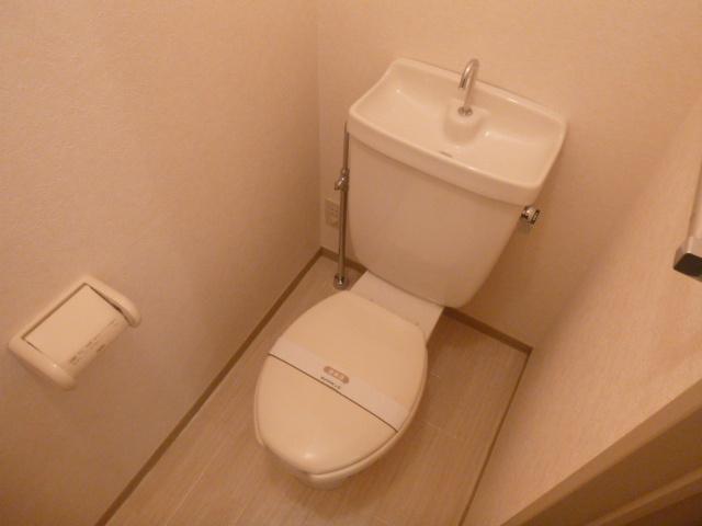 【トイレ】シュトラーレン高野 ABC
