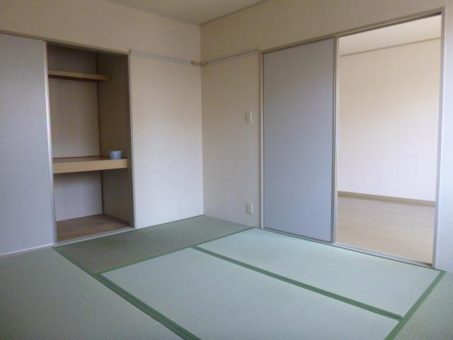 【和室】シュトラーレン高野 ABC