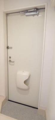【独立洗面台】ハーミットクラブハウス東久保