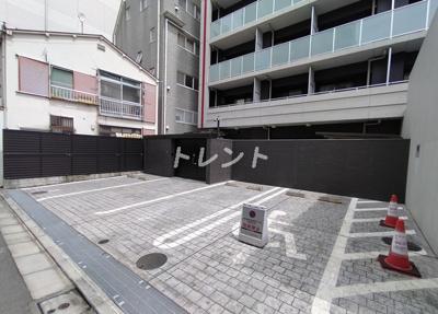 【駐車場】セントラルプレイス新宿御苑前