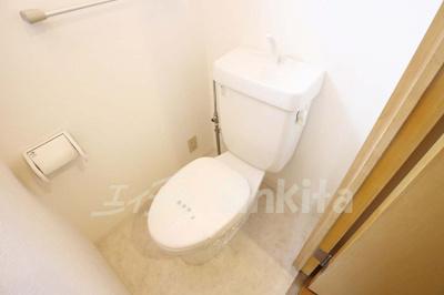 【トイレ】カトレアビル