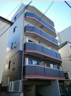 【外観】アーバンコート松見坂