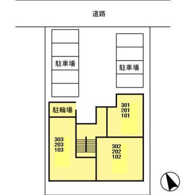 【区画図】エル・デュ・アンジュ