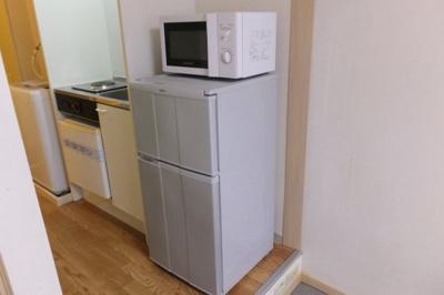 冷蔵庫 レンジ キッチン