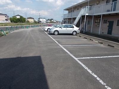 【駐車場】ニューエルディム七福