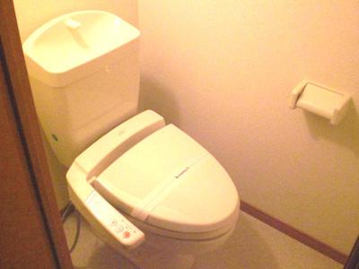 【トイレ】レオパレス国栄