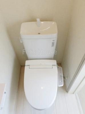 【トイレ】サークルハウス江古田壱番館