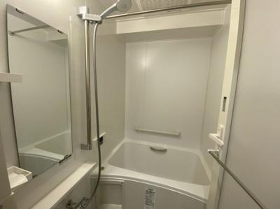 追焚機能付 浴室乾燥機付