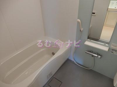 【浴室】ホワイトスクエア長丘