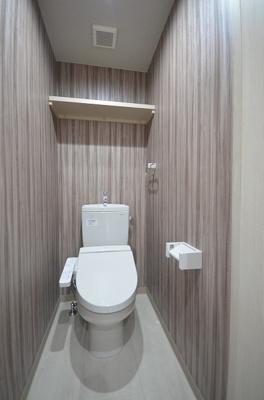 【トイレ】フルリール天満町