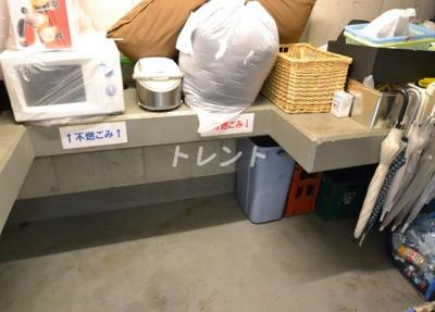 【その他共用部分】エスティメゾン東新宿