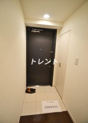 【玄関】エスティメゾン東新宿