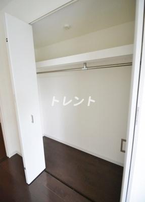 【収納】エスティメゾン東新宿