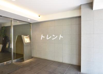 【セキュリティ】エスティメゾン東新宿