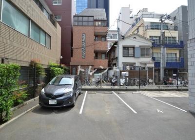 【駐車場】パークハビオ西新宿【PARK HABIO西新宿】