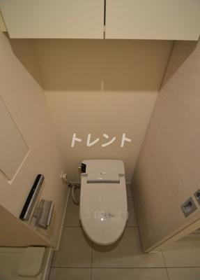 【トイレ】パークハビオ西新宿【PARK HABIO西新宿】