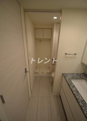 【洗面所】パークハビオ西新宿【PARK HABIO西新宿】