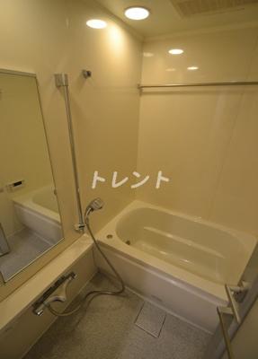 【浴室】パークハビオ西新宿【PARK HABIO西新宿】