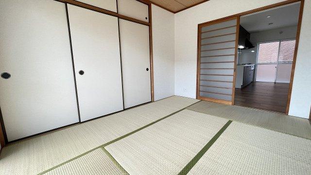 【和室】エメラルドマンション姪浜Ⅲ