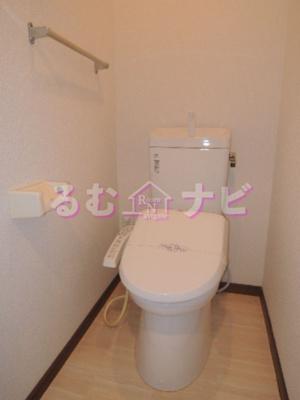 【トイレ】サンコーポ井尻