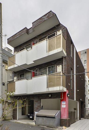 【外観】インぺリアル高田馬場