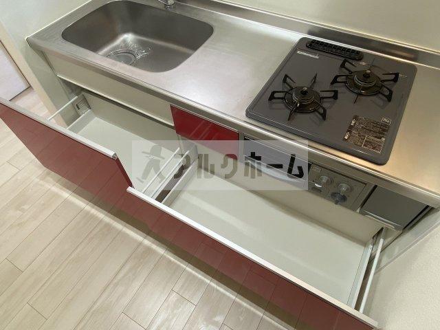ヘーベルメゾンデュオ(河内国分駅) キッチン