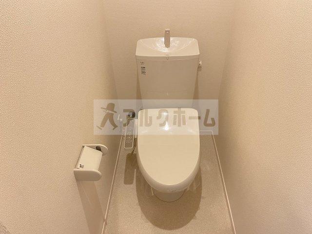 ヘーベルメゾンデュオ(河内国分駅) お手洗い