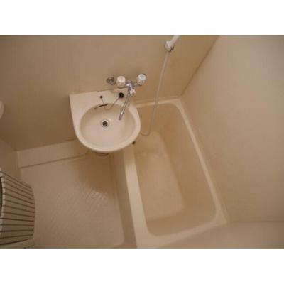 【浴室】プリズムスクエア本駒込
