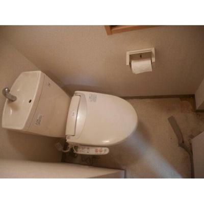 【トイレ】プリズムスクエア本駒込