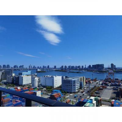 【展望】品川イーストシティタワー(012564)