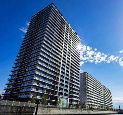 【外観】品川イーストシティタワー(012564)