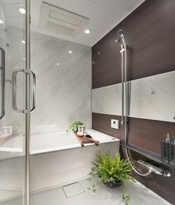 【浴室】品川イーストシティタワー(012564)