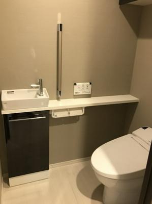【トイレ】品川イーストシティタワー(012564)