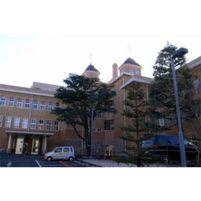 病院「社会福祉法人聖母会聖母病院まで1727m」
