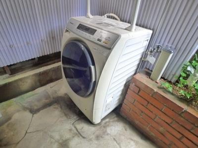 共用洗濯機(使用無料)