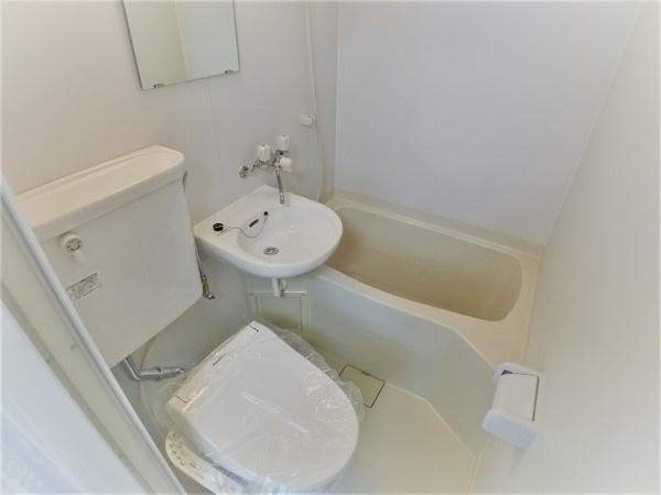 【浴室】フリューリング駒沢