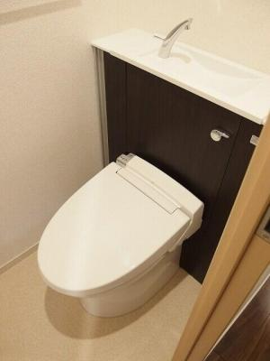 トイレです